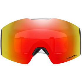 Oakley Fall Line XM Gafas de Nieve Mujer, black/prizm snow torch iridium